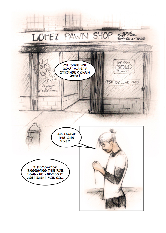 Chapter 19 - Uncle Felipe - Page 3