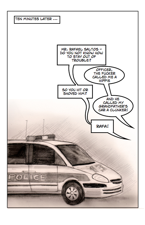 Chapter 1 - Disowned - Page 9