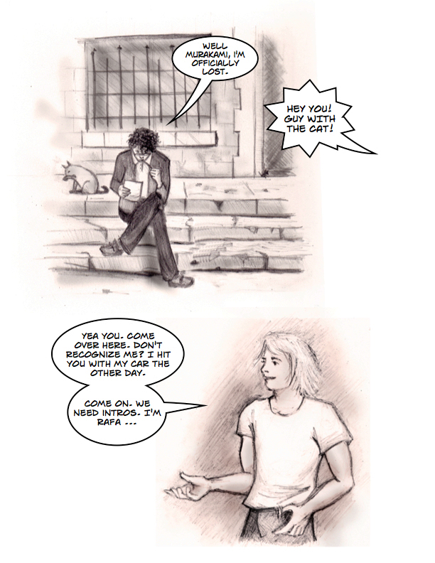 Chapter 2 - Queenie's - Page 3
