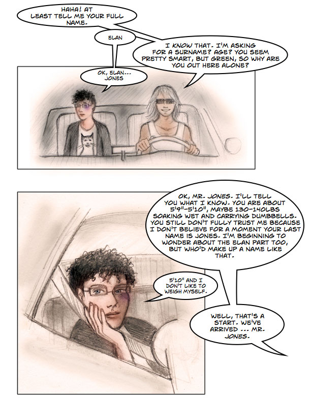 Chapter 5 - Mr. Jones- Page 13