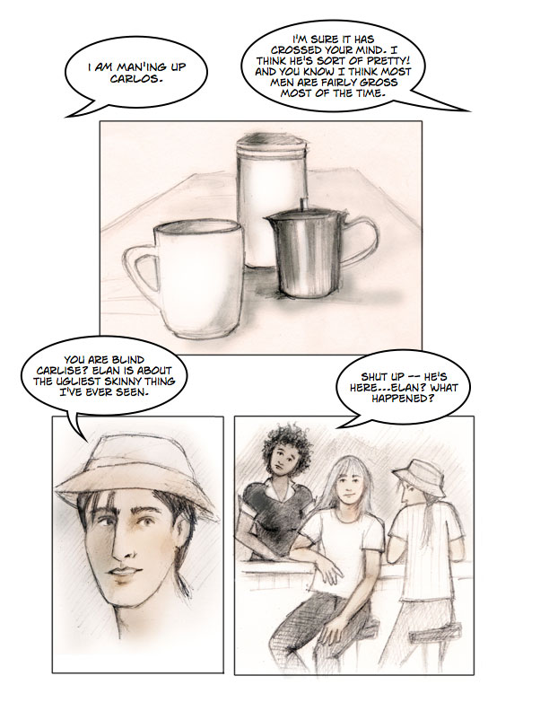 Chapter 10 – First Day & Jacque Pépin - Page 11