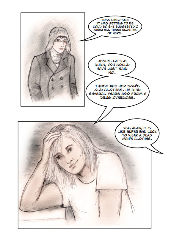 Chapter 10 – First Day & Jacque Pépin - Page 12