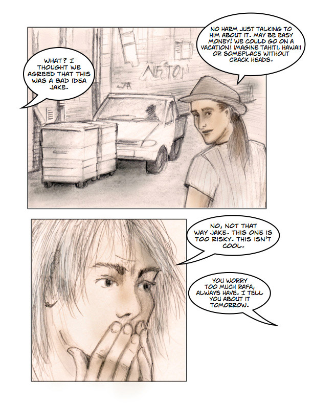 Chapter 10 – First Day & Jacque Pépin - Page 15