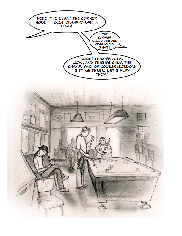 Chapter 7 – The Corner Hole - Page 7
