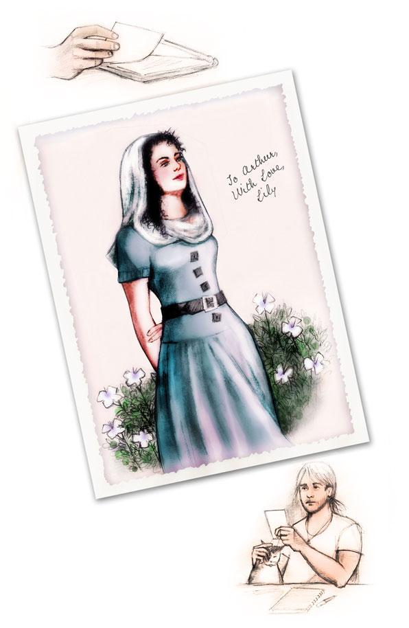Elan's Mother