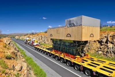Nearest Diesel Gas Station >> Delivering generators to Australia's heart