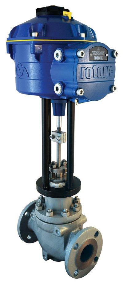 Electric control valve actuators: eliminating the problems
