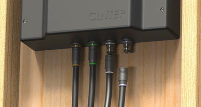 Cintep water recycling shower