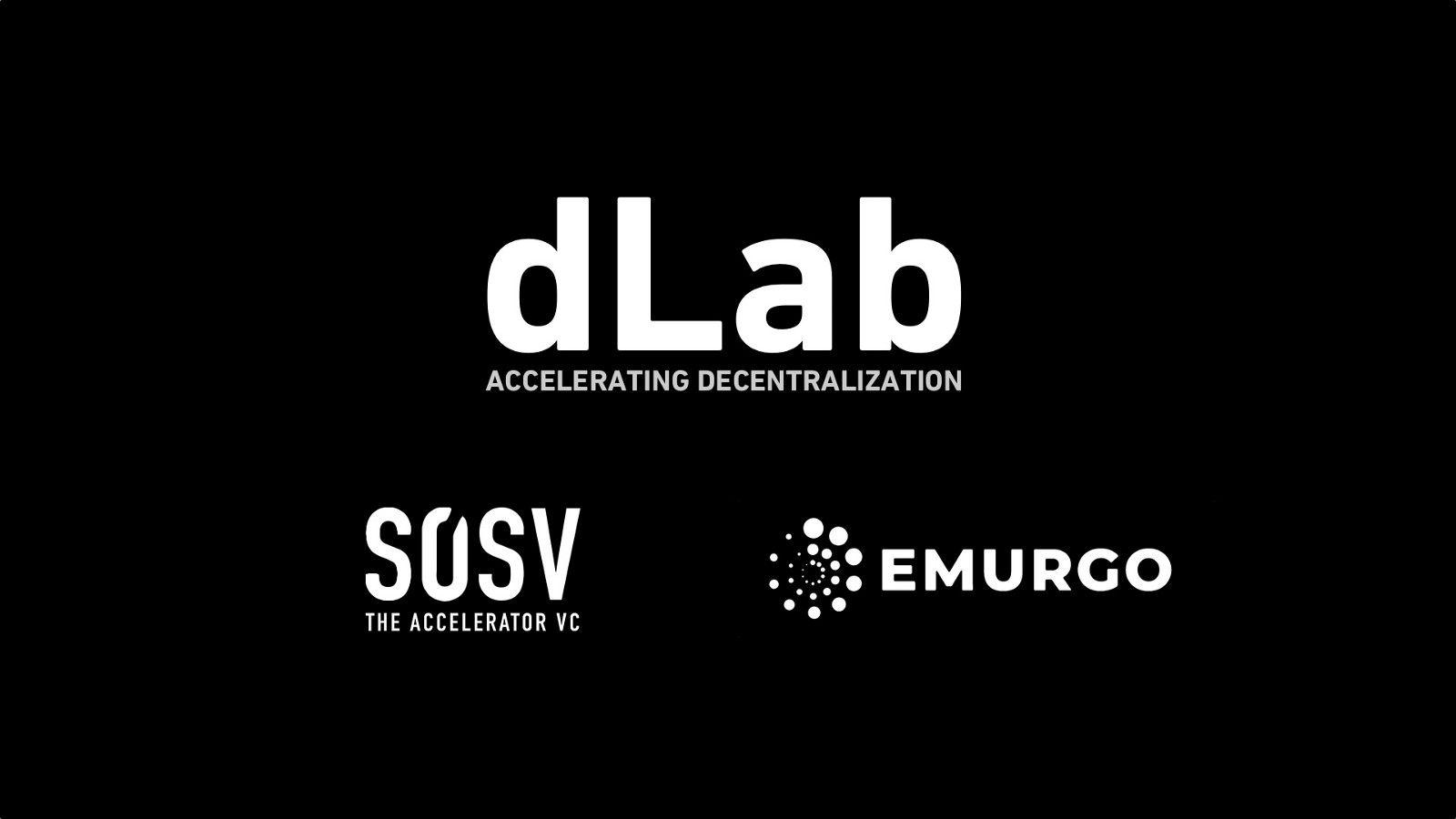 dLab / EMURGOアクセラレータプログラムに選ばれた最初の4社