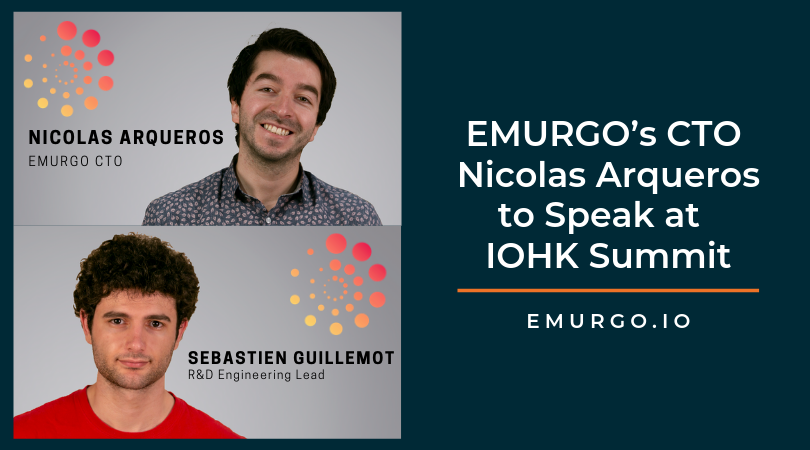 EMURGO'S CTO & R&D Engineering Lead to Speak at Upcoming IOHK Summit on Yoroi and Cardano! Exclusive 30% Discount In This Article!