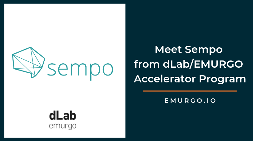 Meet Sempo, a 2019 dLab/EMURGO Startup Using Blockchain to Develop a Platform to Better Deliver Financial Aid
