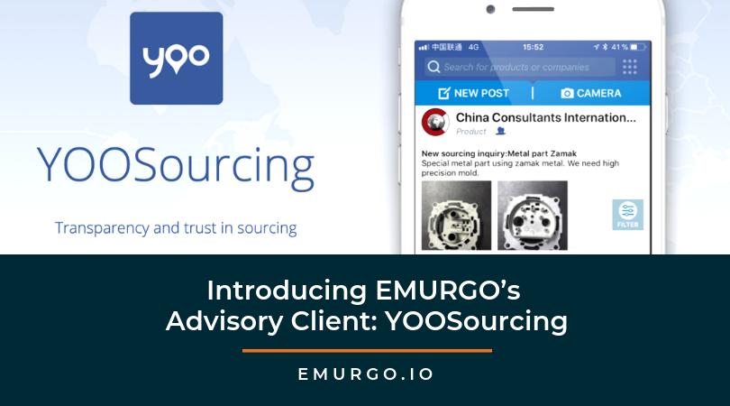 EMURGOアドバイザリークライアントの紹介: YOOSourcing