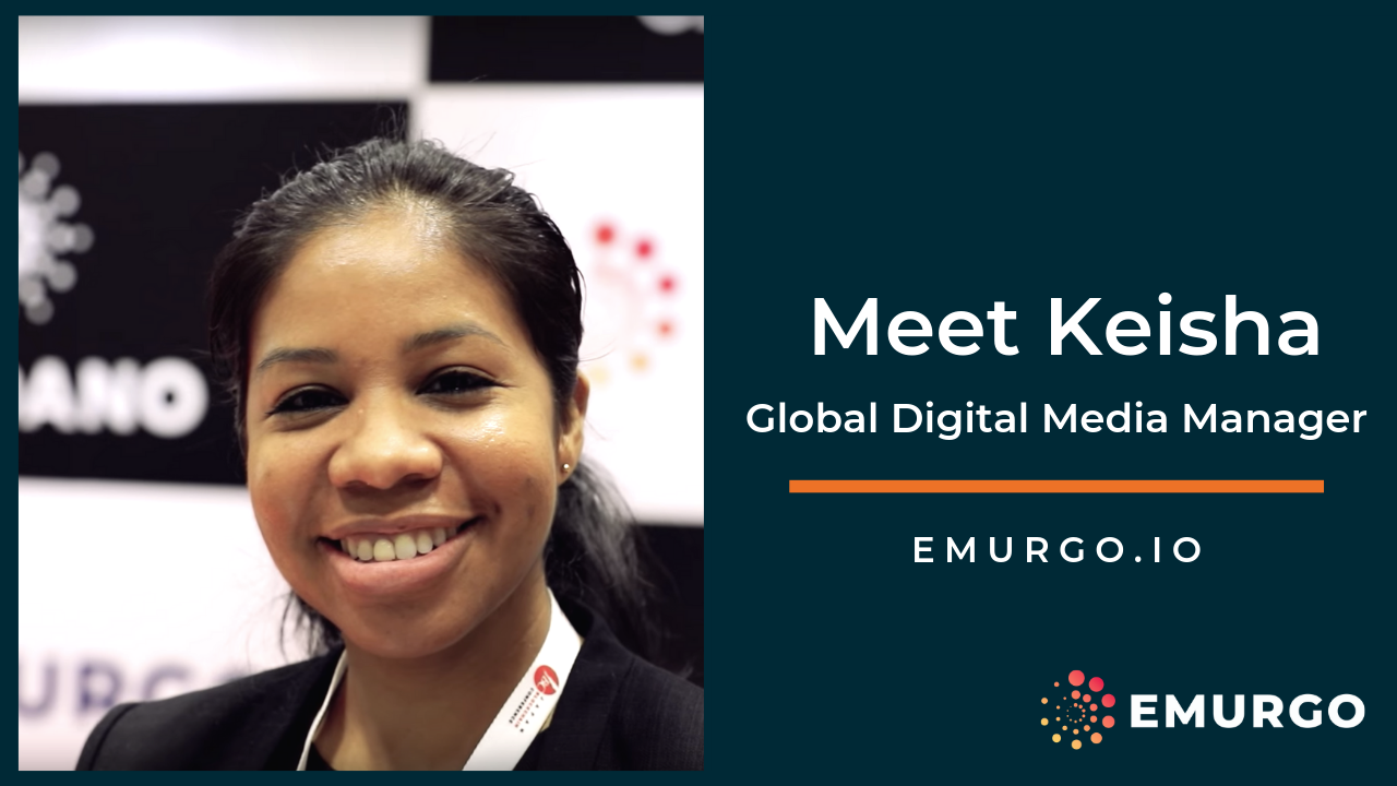EMURGO's Social Media Voice: Meet Keisha, EMURGO's Global Digital Media Manager