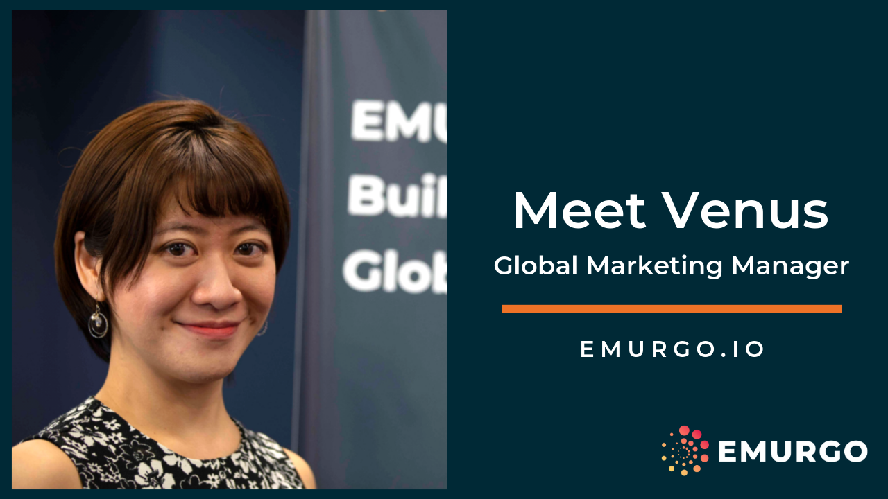 Meet Venus, EMURGO's Global Marketing Manager