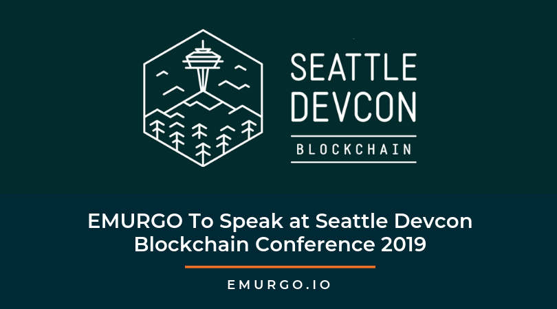 EMURGO Global Digital Media Manager Keisha DePaz To Speak at Seattle Devcon Blockchain Conference 2019