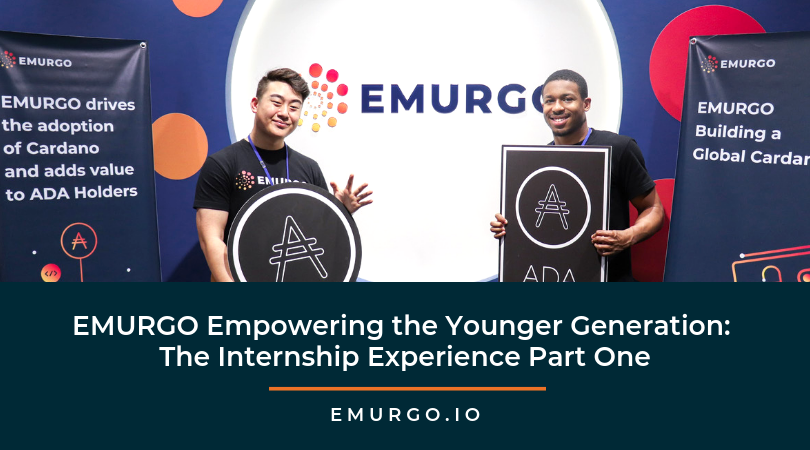 "EMURGO Empowering the Younger Generation: ""The Internship Experience"" Part One"