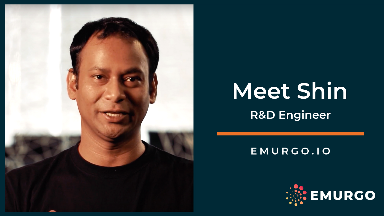 Meet Shin, Building a Global Cardano as an EMURGO R&D Engineer