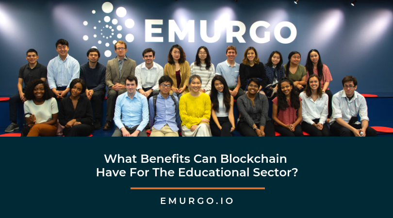 What Benefits Can Blockchain Have For The Educational Sector?