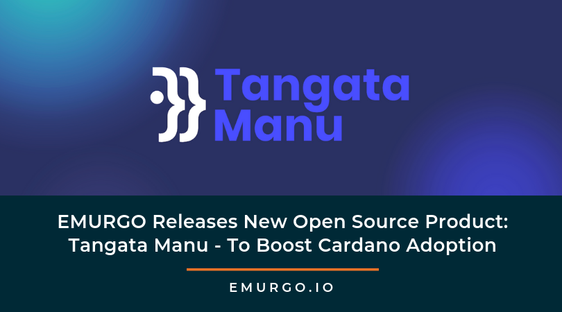 EMURGO Develops & Releases New Open Source Product: Tangata Manu