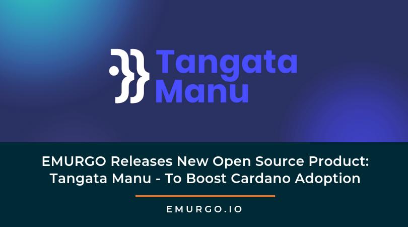 EMURGO Develops & Releases New Open Source Product: Tangata Manu