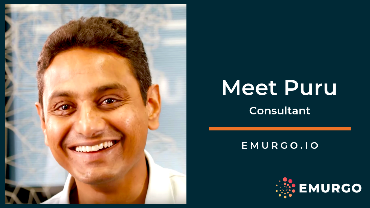 Meet Puru: Building a Global Cardano  as part of EMURGO's Blockchain Advisory Team