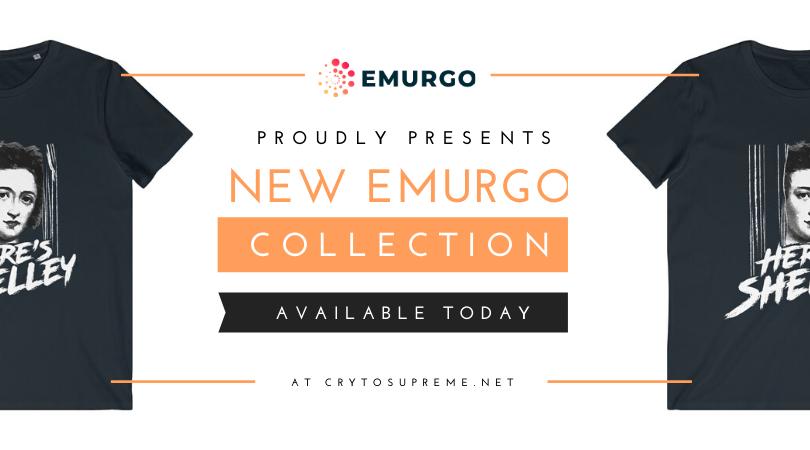 EMURGO公式グッズのオンライン販売を開始