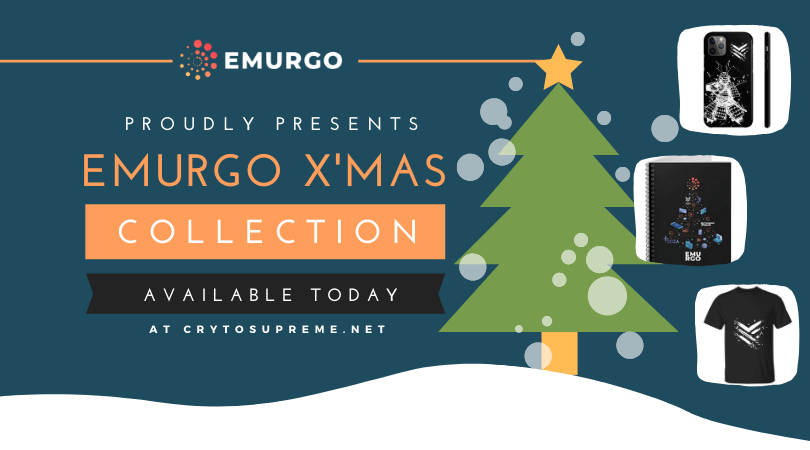 EMURGO Official Merchandise: Get 15% Off on X-mas!