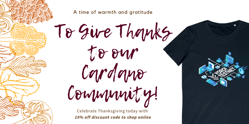 EMURGO Official Merchandise: Get 10% Savings on Thanksgiving!