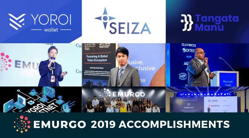 EMURGO's Top Accomplishments of 2019