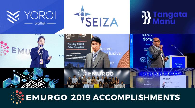 EMURGO's Top Accomplishments of 2019