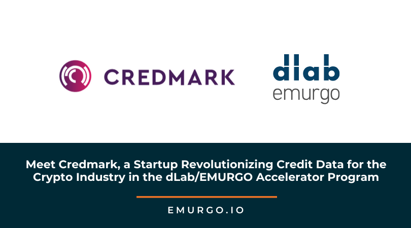 Meet Credmark, a Startup Revolutionizing Credit Data for the Blockchain & Crypto Industry in the dLab/EMURGO Accelerator Program