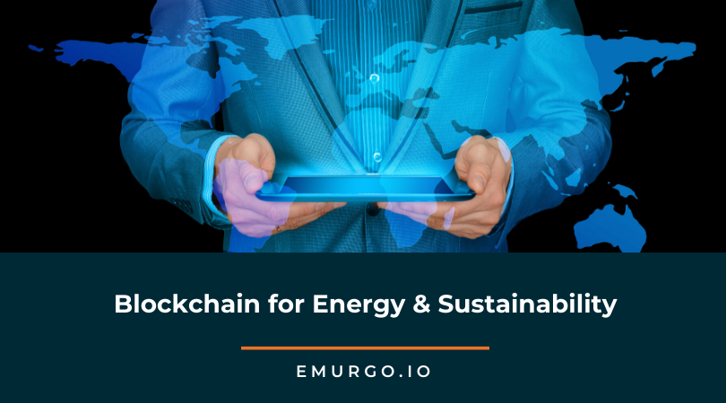 Blockchain Use Cases for Energy & Sustainability