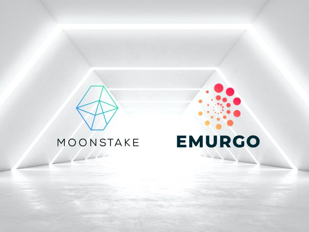 EMURGO Partners with Moonstake to Boost Staking Adoption