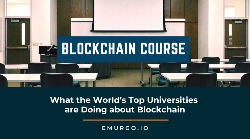 What the World's Top Universities are Doing about Blockchain