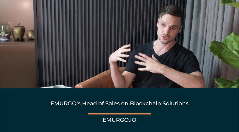 EMURGO's Head of Sales on EMURGO Trace and Blockchain in Africa