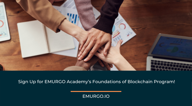 Sign Up for EMURGO Academy's Foundations of Blockchain Program to Upskill Your Career!
