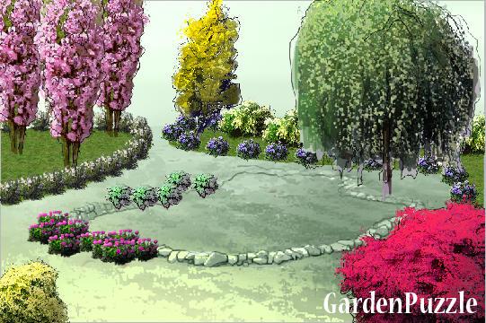 GardenPuzzle project Garden Puzzle