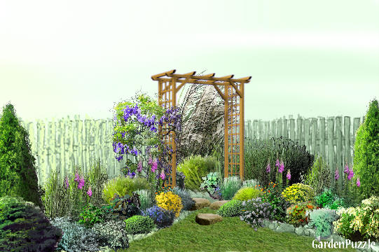 High Quality Designs Garden Design Corner