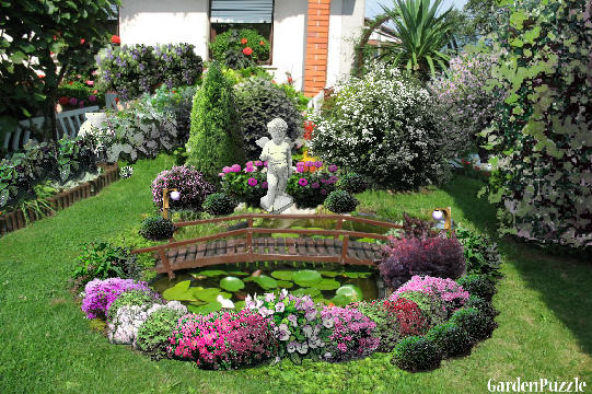 Gardenpuzzle Project Miniature Garden
