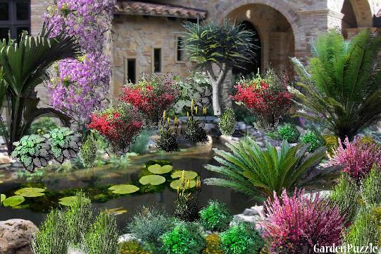 Gardenpuzzle - Project Hidden Grotto