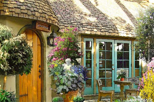 Gardenpuzzle Project English Garden
