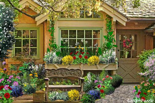 Flower Cottage For Annie