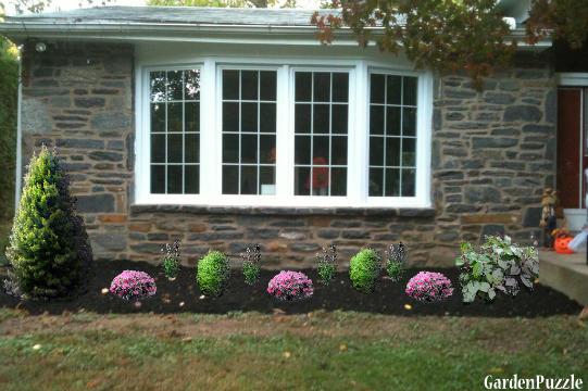 GardenPuzzle - project Beyer Front under Windows