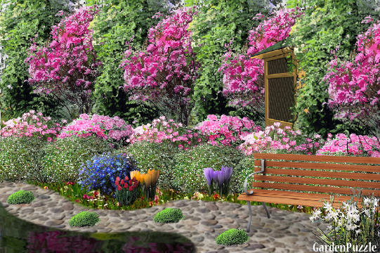 Gardenpuzzle project buen s bado for Garden pavilion crossword clue