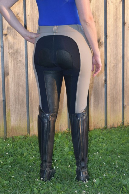 The Duets offer a fusion of the FITS classic patch style, with the traditional look of full seat breeches - Photo by Lorraine Peachey