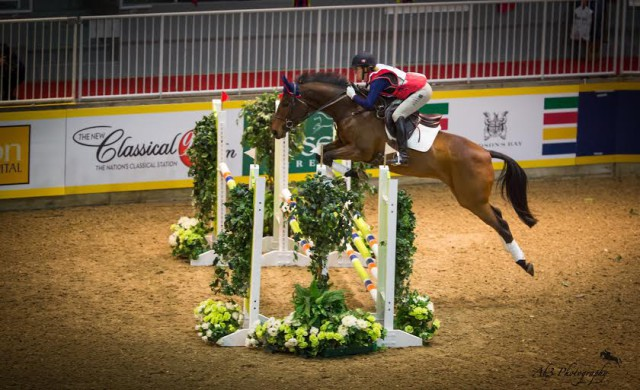 Selena O'Hanlon and A First Romance before the fall at The Royal. Photo courtesy of Alec Thayer.