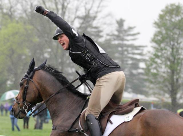 Bobby Meyerhoff celebrates negotiating the Park Question