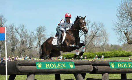 Tamie Smith and Chaos Theory at Rolex in 2009. Photo via Tamie Smith.