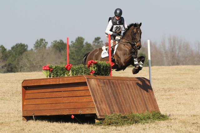 Kim Severson and Fernhill Fearless. Photo by ED/Hoofclix.com