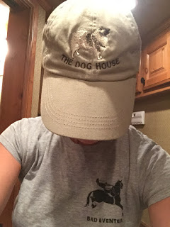 BE face dog house BE